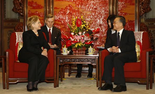 Китайские переговоры