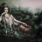 Цзэн Хао: посвящение Богине