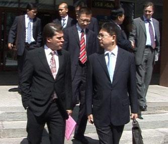 Китайская делегация прибыла в Москву  отстаивать интересы своих соотечественников  в связи с закрытием Черкизона.