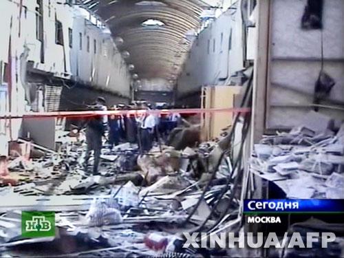 Теракт 22.08.2006 на черкизовском рынке