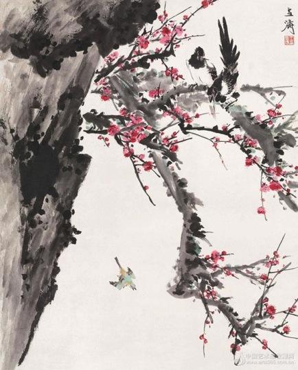 Картина 王雪涛