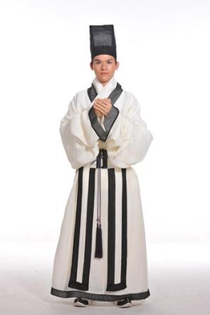 Китайский костюм мужчины