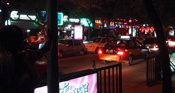В Пекине участились случаи сексуального нападения на иностранок