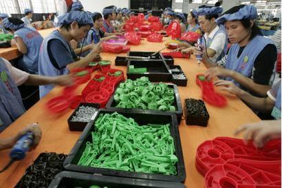 Производство игрушек, дельта Жемчужной реки.