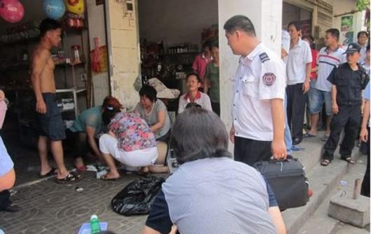 В Китае начался суд над женщиной, которая в драке убила мужчину сдавив его мошонку