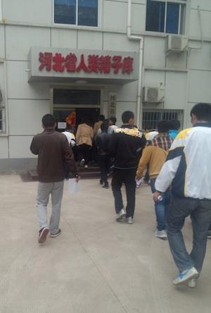 Китайских студентов заставляют сдавать сперму