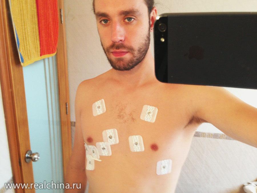 Григорий Потемкин о китайской больнице