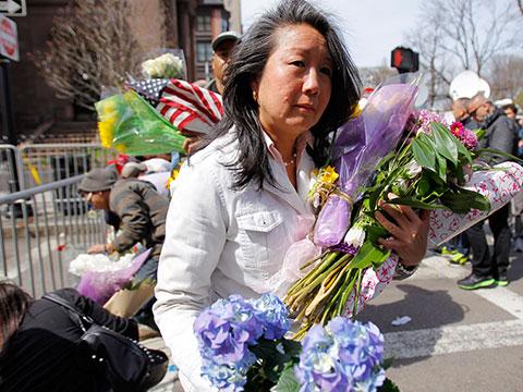 Бостонские бомбы убили китайскую студентку