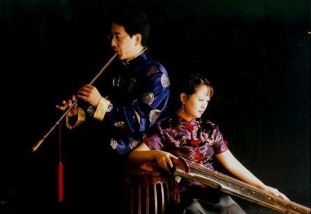 Концерт профессоров Тяньцзиньской консерватории