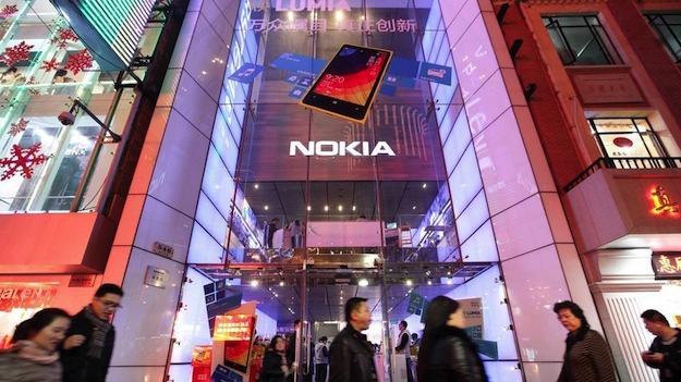 В Шанхае закрыли крупнейший в мире магазин Nokia