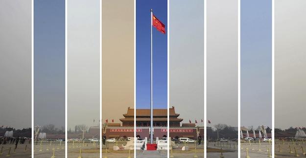 Пекин после Олимпиады
