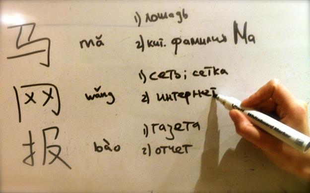 Перевод как способ улучшить уровень владения китайским языком
