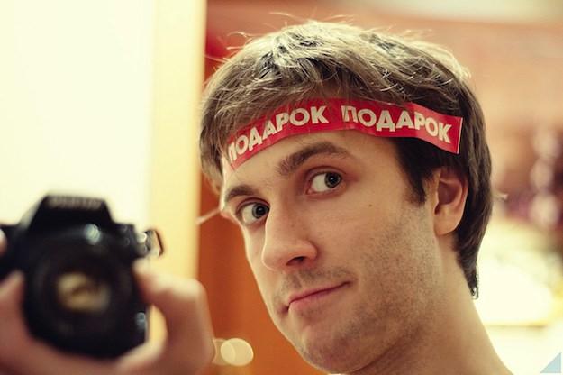 Автор недели: Владимир Жданов / Магазета