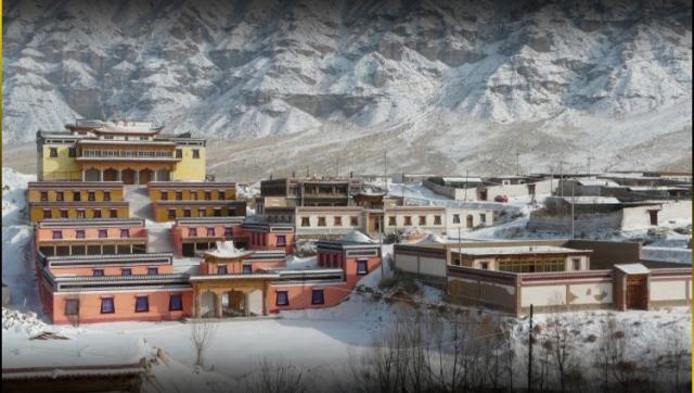 «На тибетского монаха надо учиться 26 лет»