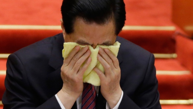 Полтора десятка чиновников китайского Чунцина наказаны за секс-скандал