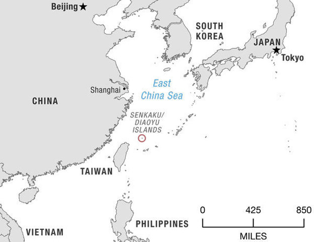 Проблемные острова Сэнкаку/Дяоюйдао. Часть 1. Как всё начиналось.