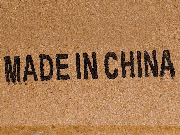 Сделано в Китае / Made in China