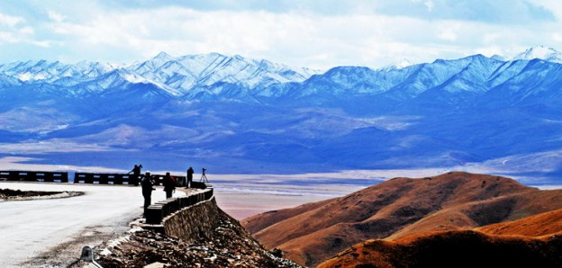 Западный край Китая