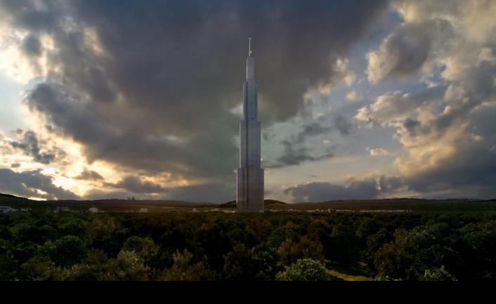 Самое высокое здание в мире построят в китайском городе Чанша