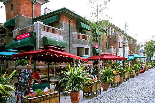 Итальянский квартал в Тяньцзине
