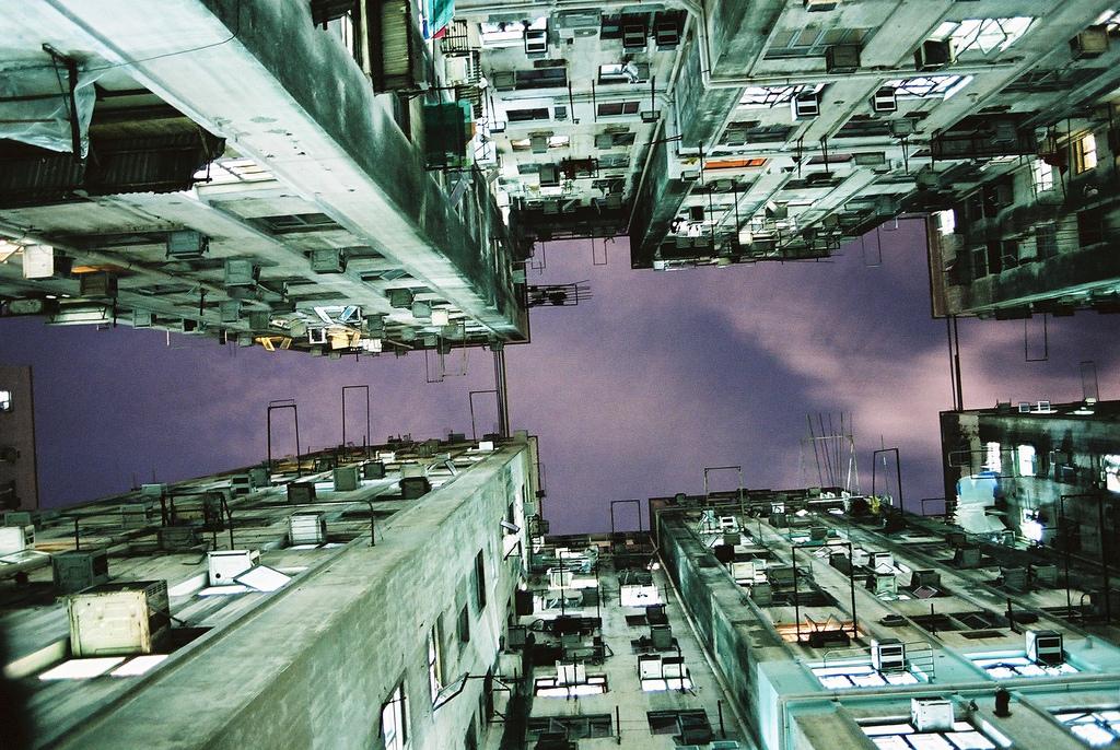 В поисках Британского Гонконга: Chungking mansions