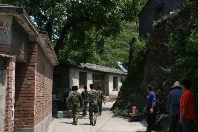 Китайская деревня недалеко от Пекина IMG_2259