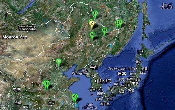 Маршрут Хабаровск — Шанхай. Поездами и автобусами по городам северо-востока Китая. 2