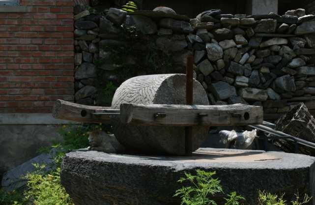 Китайская деревня недалеко от Пекина cat
