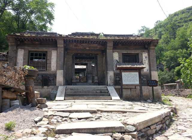 Китайская деревня недалеко от Пекина dayuan1