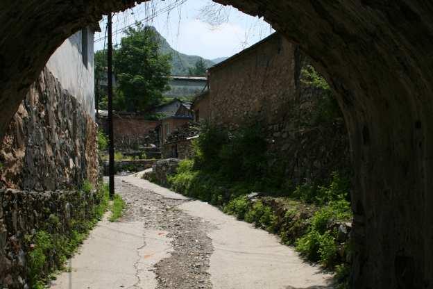 """Не слишком известная, но от этого еще более привлекательная """"деревня в речной долине"""""""