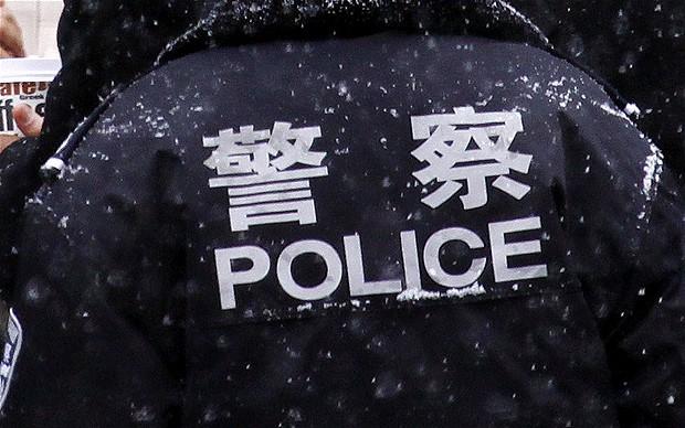 Китайская полиция и серийные убийцы