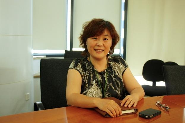 Глава международного сайта Ctrip Бет Хэ (Beth He, 何晔)