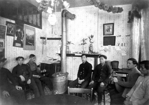 7 сентября 1907 году произошёл знаменитый канадский бунт в Чайнатауне