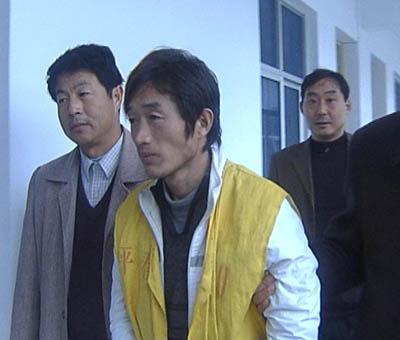 Хуан Юн, насильник и убийца мальчиков-подростков