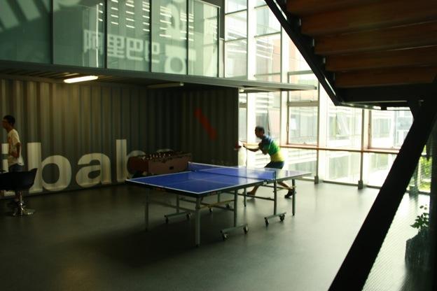 Фитнес-клуб в Alibaba, г. Ханчжоу