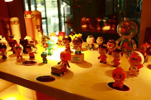 Магазин Alibaba в Ханчжоу / Китайские интернет-гиганты