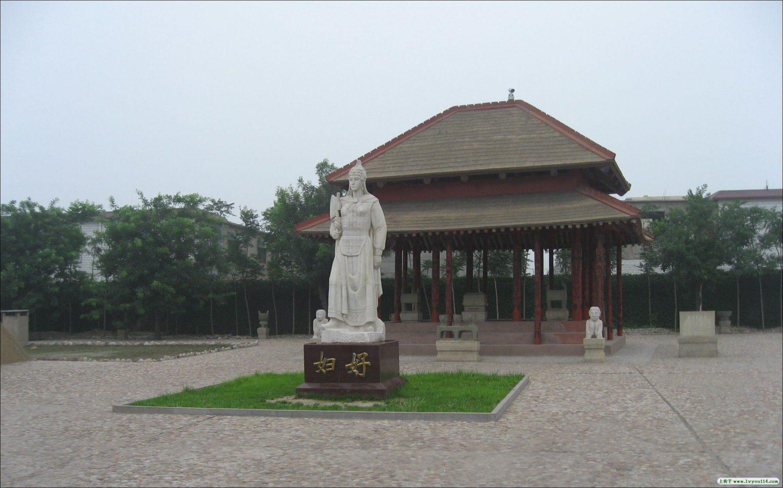 Фу Хао / Первая в истории Китая женщина-генерал - Магазета