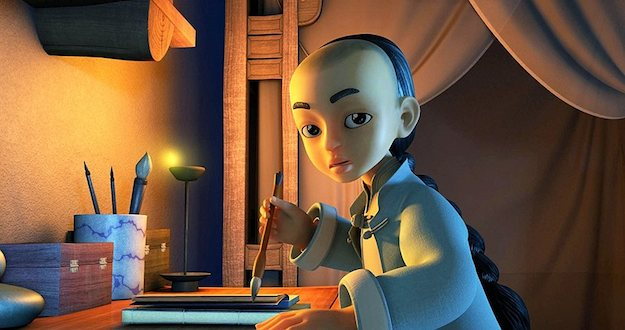 В Китае снимают 3D-мультик про детство Мао