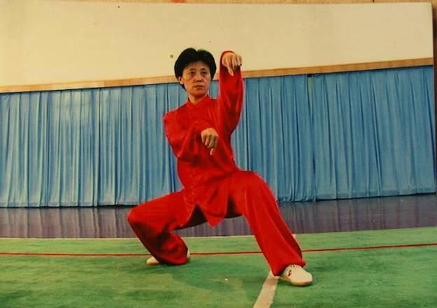 Танланцюань (стиль богомола) 螳螂拳