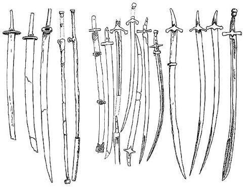 Краткая история развития древнекитайского однолезвиевого поясного меча дао и его роль в системе боя богомола мэйхуа