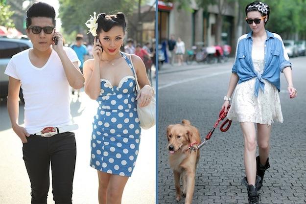Как одеваются китайские хипстеры?