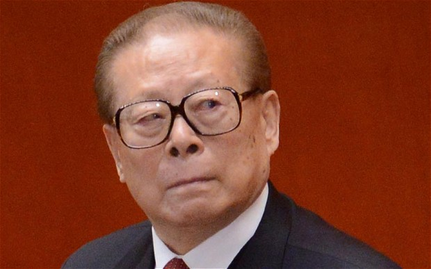 Власти Китая требуют от Испании отменить ордер об аресте Цзян Цзэминя