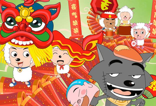 Мультфильмы для изучения китайского языка
