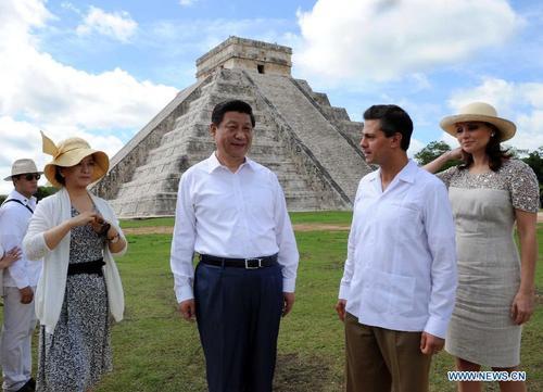 Насколько высоко подтянуты штаны Си Цзиньпиня сегодня?