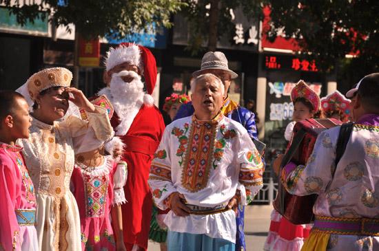 В китайском городе Тачэн (Чугучак) появится русская улица