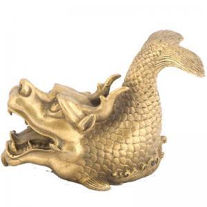 Карп, преодолевший Драконовые ворота, превращается в дракона