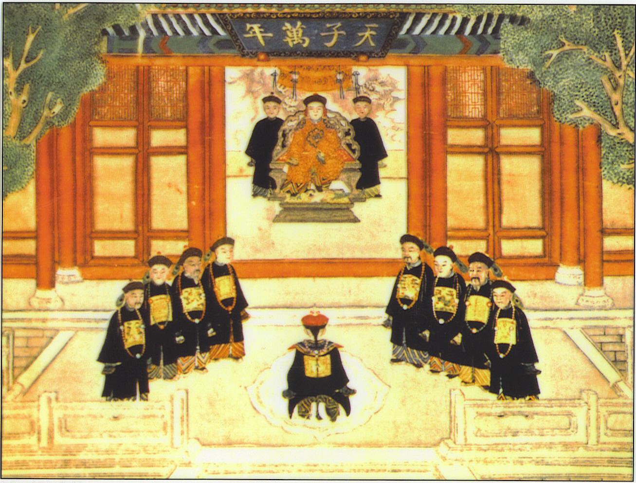 Как управлялась Китайская империя: часть 3. Юань, Мин, Цин