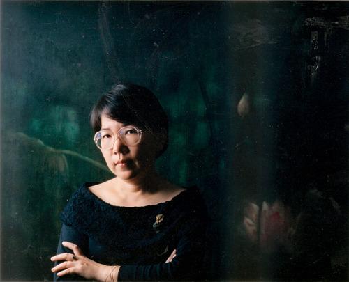 Китайская поэтесса Си Мужун (席慕蓉)