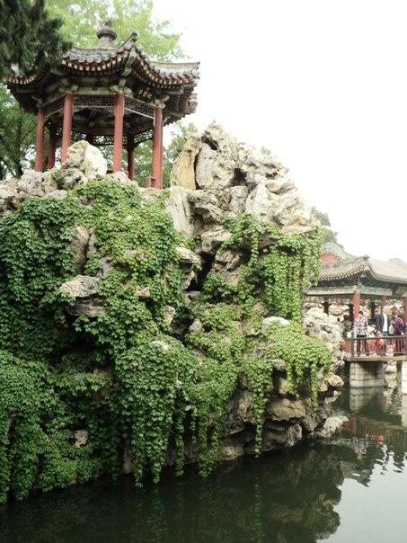 Парк Бэйхай - мой портал в иные миры