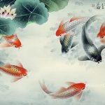 На пороге Нового года: Карп и его символика в живописи и традициях Китая